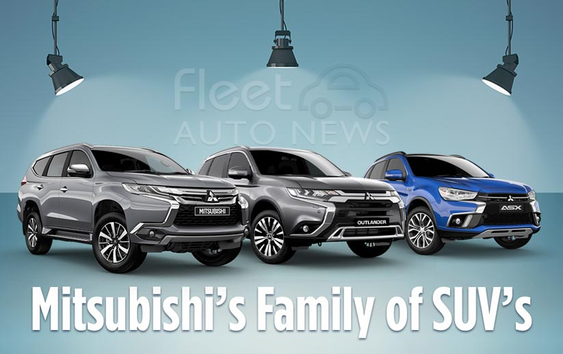 Mitsubishi's family of SUV's – Exceeding expectations