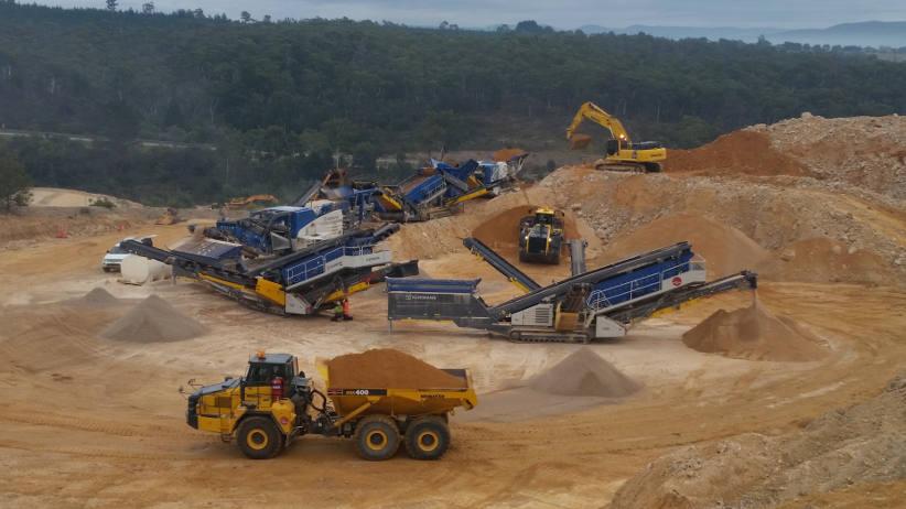 Local quarry success with local pride