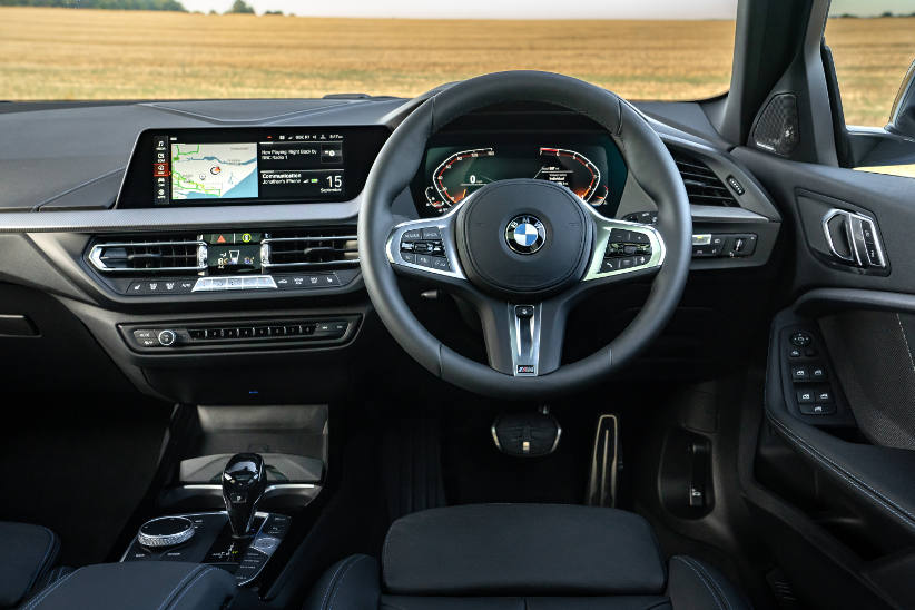 BMW's infotainment system is 'least distracting'
