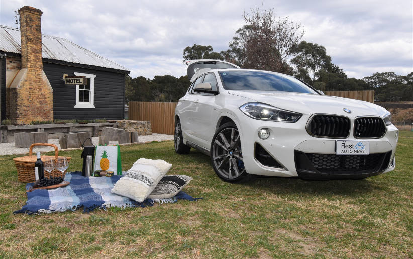BMW X2 M35i – Live life for the weekend