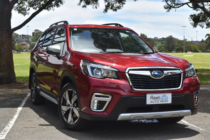 Subaru Forester – Form, function and fun