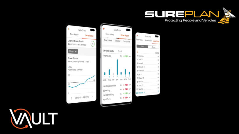 NZ Fleet Group SurePlan jump starts Vault's SoloDrive app