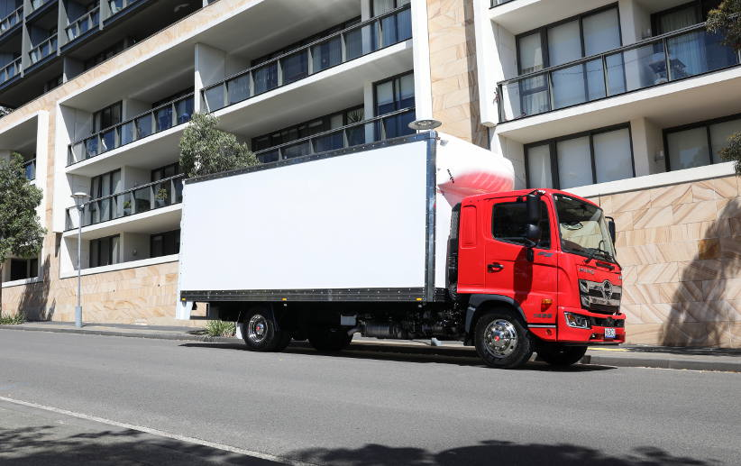 Data shows truck movements increased by since COVID started
