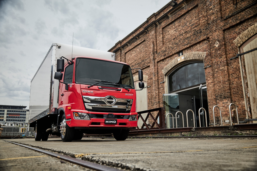 Hino has record month of truck sales in June