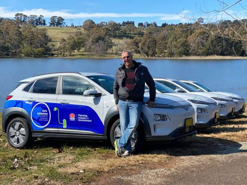 Hyundai Q&A: John Barlow, NSW Department of Planning, Industry and Environment