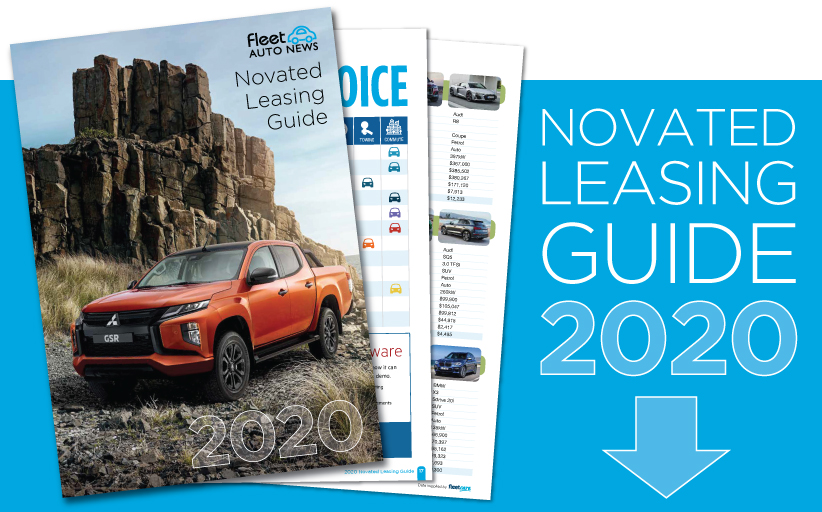 The 2020 Novated Leasing Guide is out now!