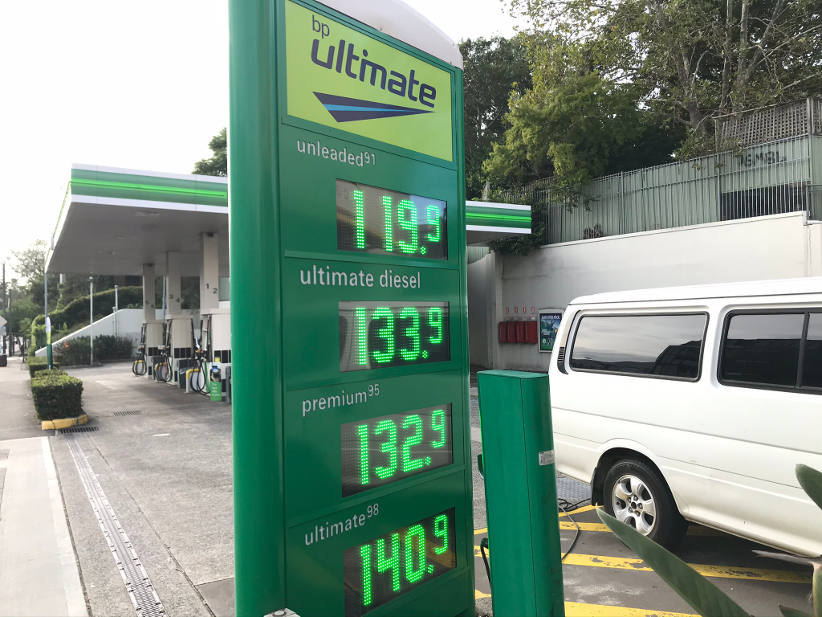 An Easter long weekend without high pump prices