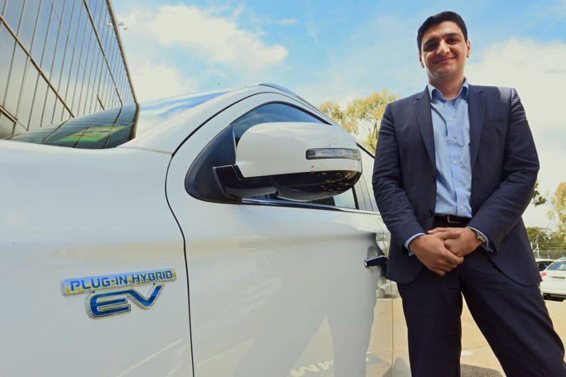 Interview with Behyad Jafari, CEO of the Electric Vehicle Council
