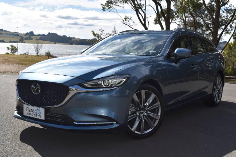 Mazda's magnificent 6