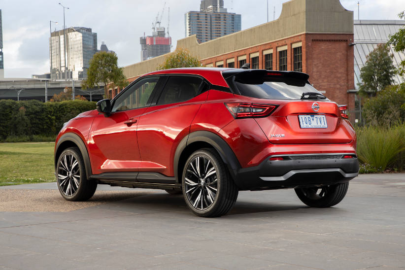 Nissan Juke - all new version of the funky SUV