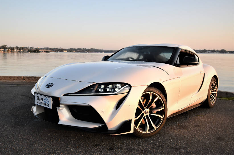 Toyota GR Supra GT – Simply Stunning!