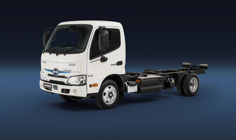 Hino 300 Series - An expanded model range to suit every application