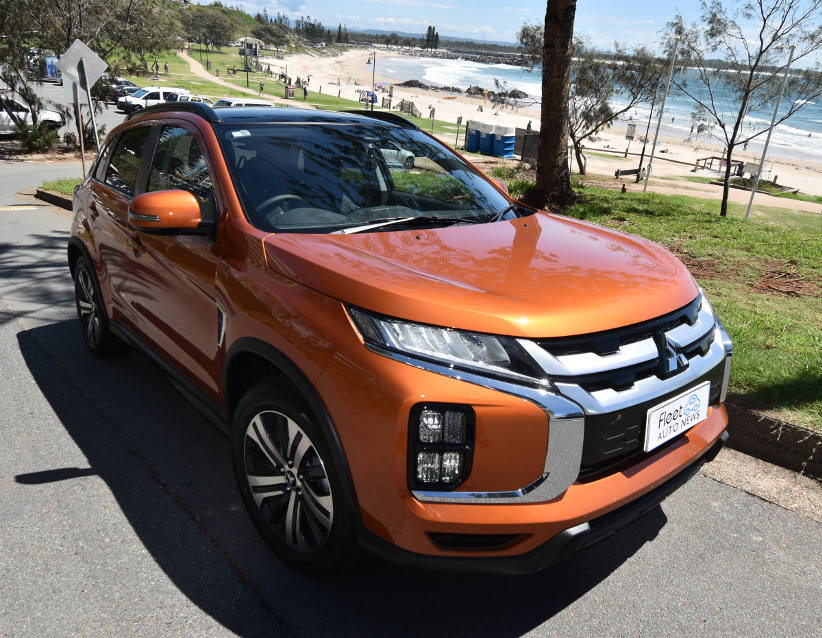 2020 Mitsubishi ASX Exceed – Staying out in front