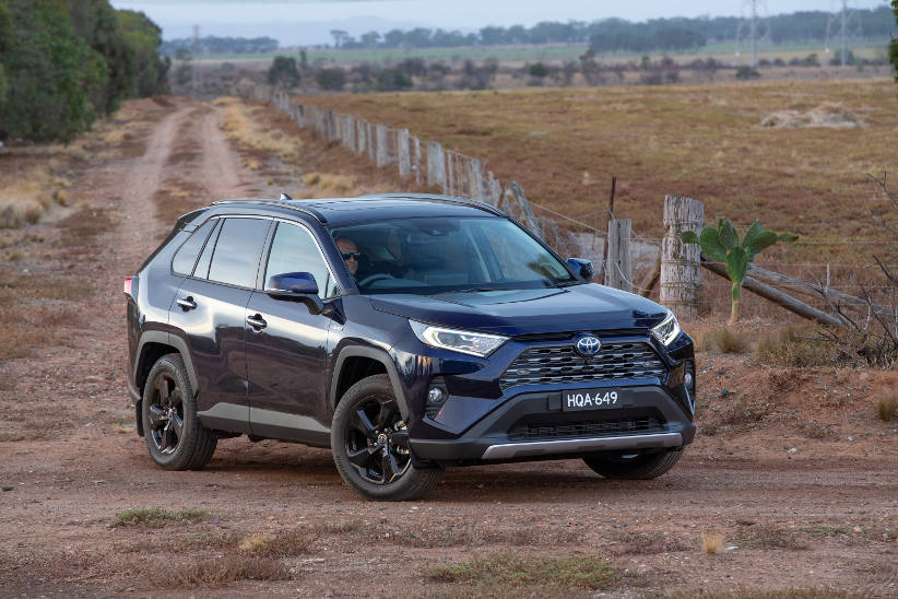 A hybrid becomes the best selling car in Australia