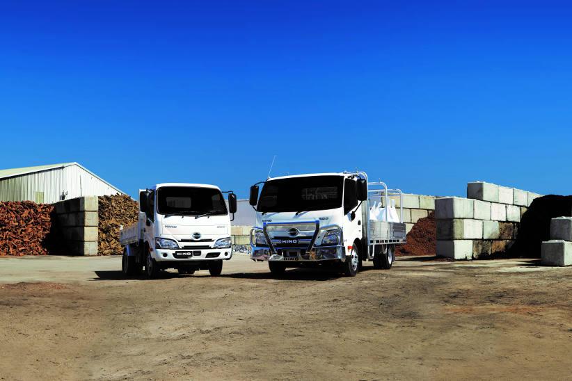 Not every fleet needs a purpose built truck body