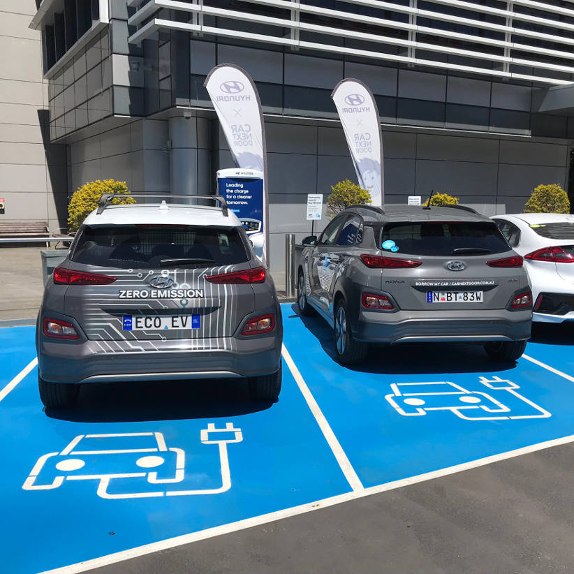 Replacement cycles will drive EV adoption by Australian fleets