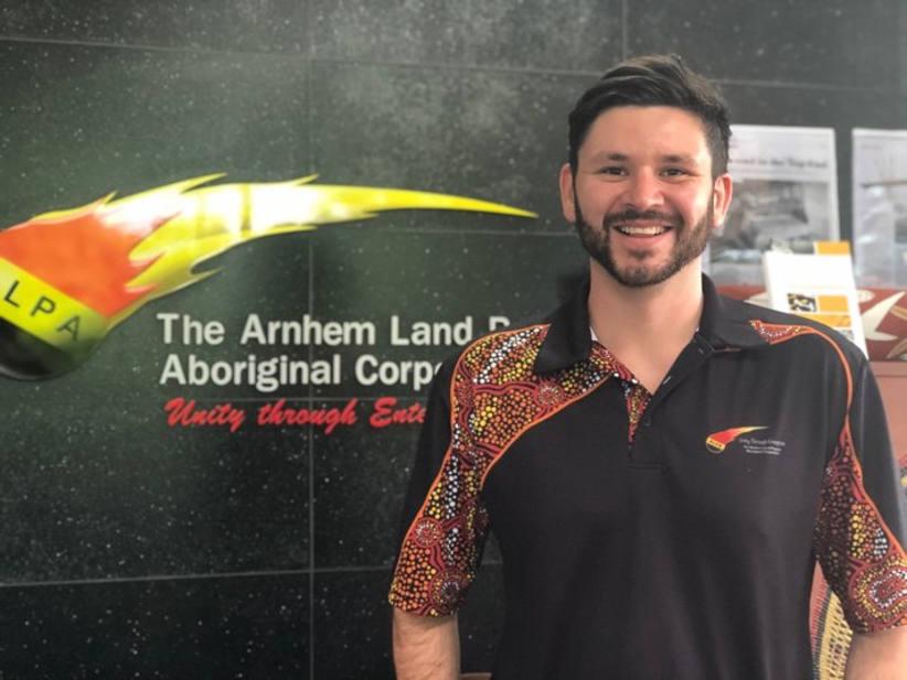 Interview Chris Campbell from The Arnhem Land Progress Aboriginal Corporation