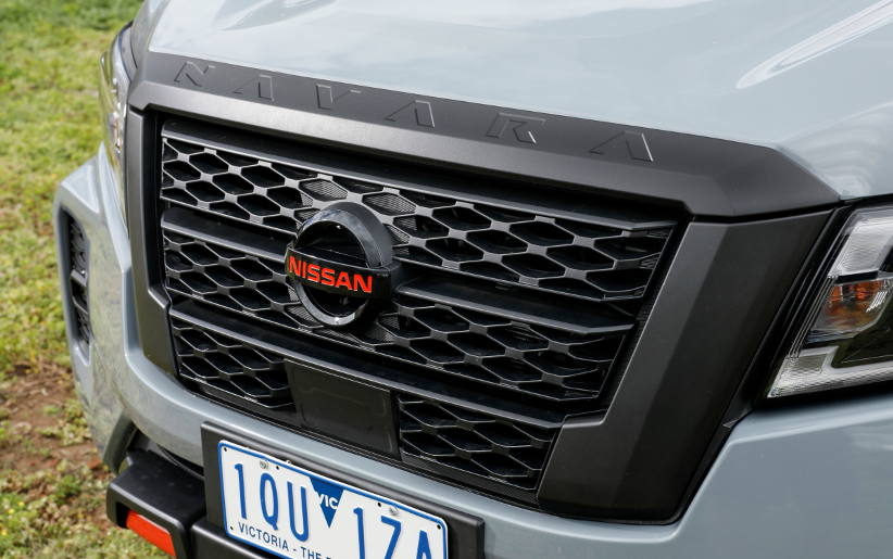 Images of new Navara available locally for fleets in 2021