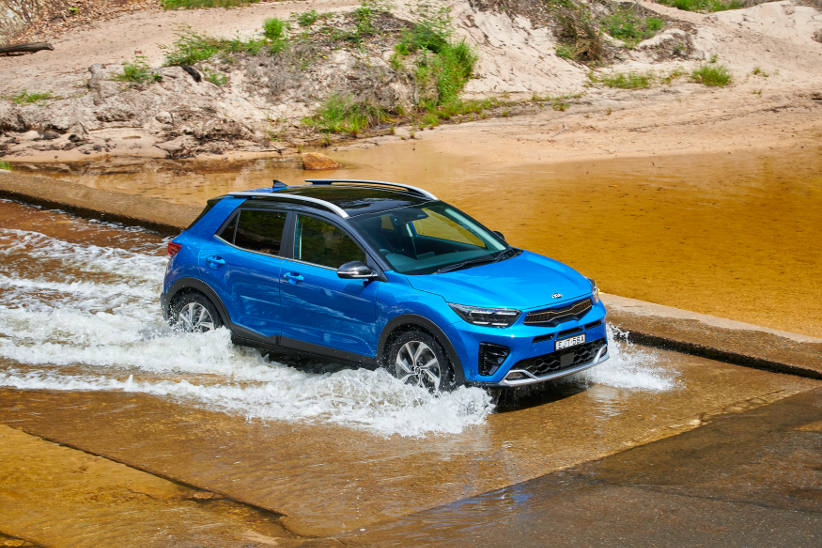 Kia uses Australian Open sponsorship to launch another SUV