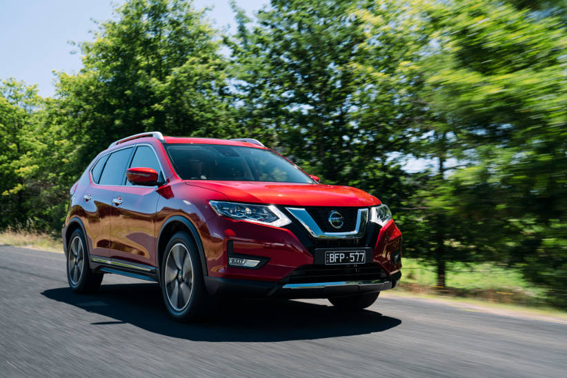 Pricing and specification on MY21 Nissan X-Trail
