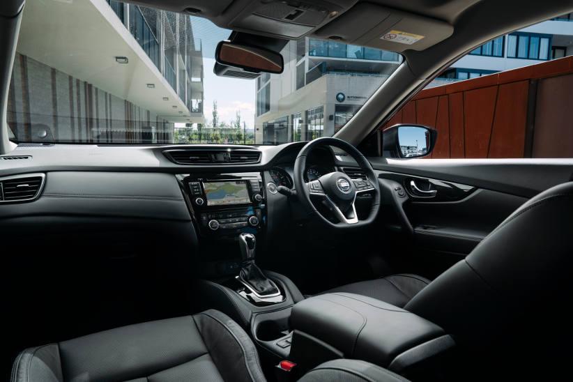 novated lease interior NissanX-TRAIL-Ti