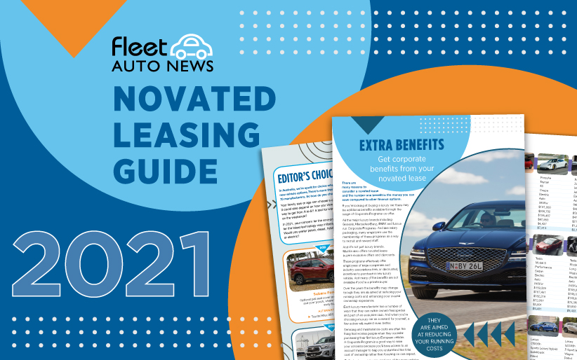 2021 Novated Leasing Guide