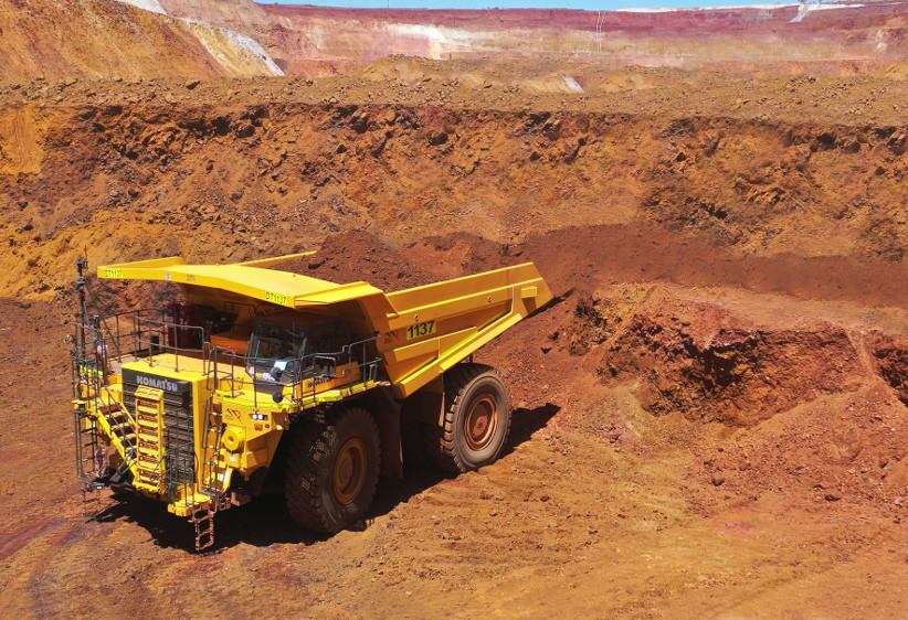 New machines improve mine site efficiency