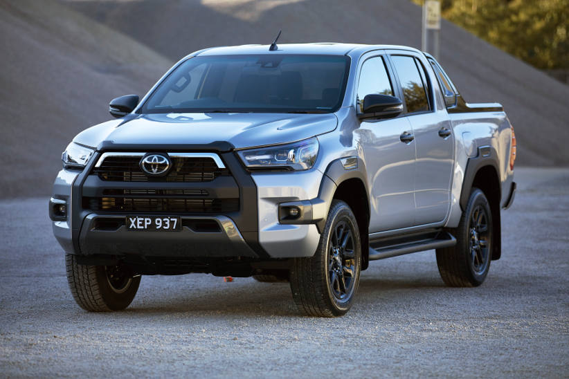 Novated Top 10 2020 TOYOTA HILUX ROGUE
