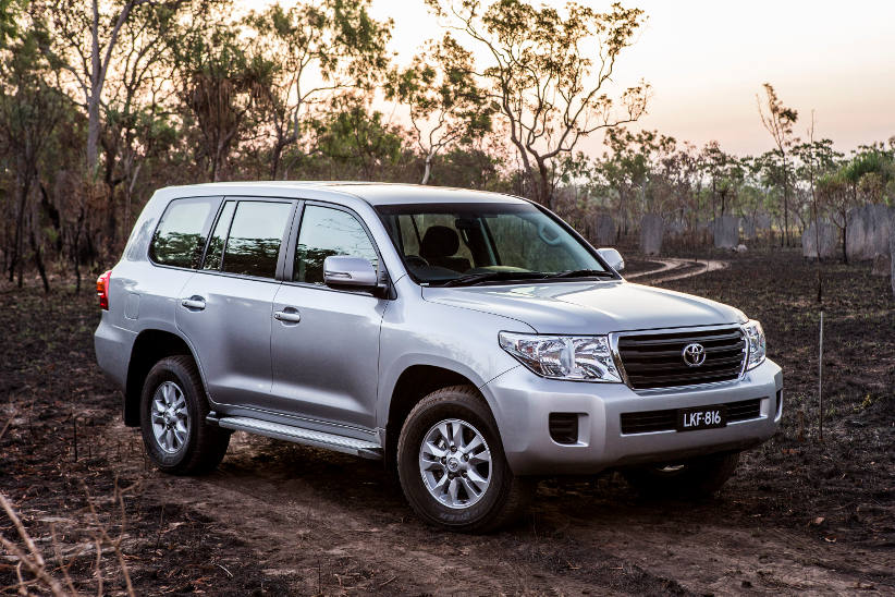 Novated Top 10 2020 TOYOTA LANDCRUISER LC200 GXL