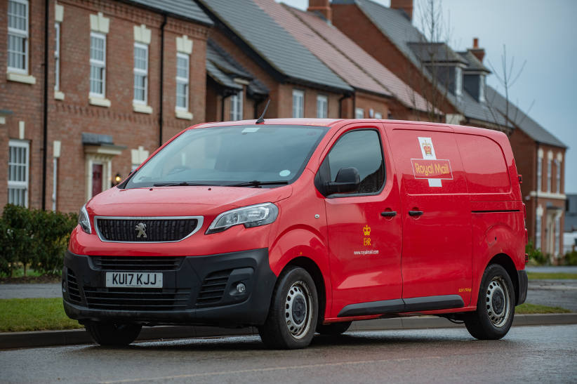 Royal Mail rolls out telemetry system to improve fleet efficiency