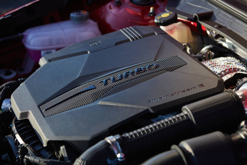 Hyundai Sonata i30 N Line smart stream turbo engine