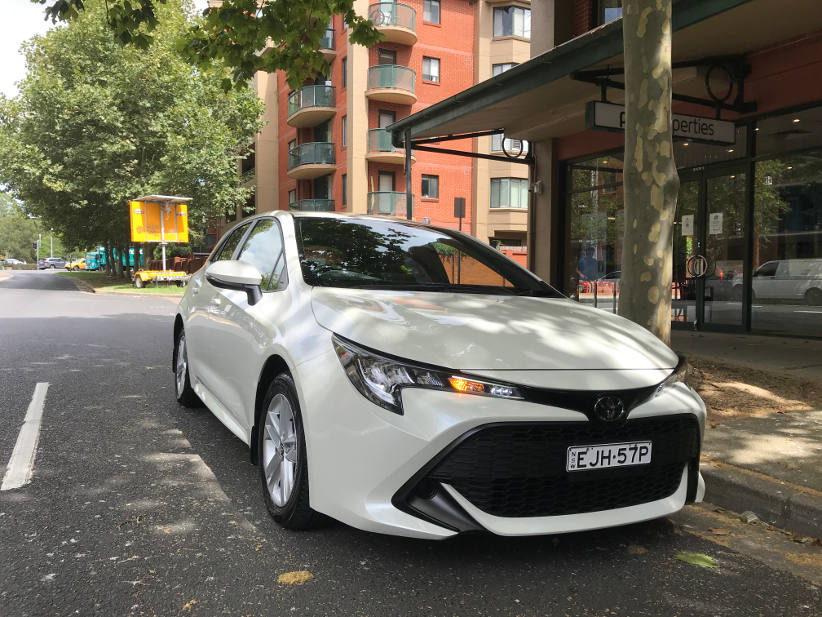 Toyota Corolla is still a Fit for Purpose fleet favourite