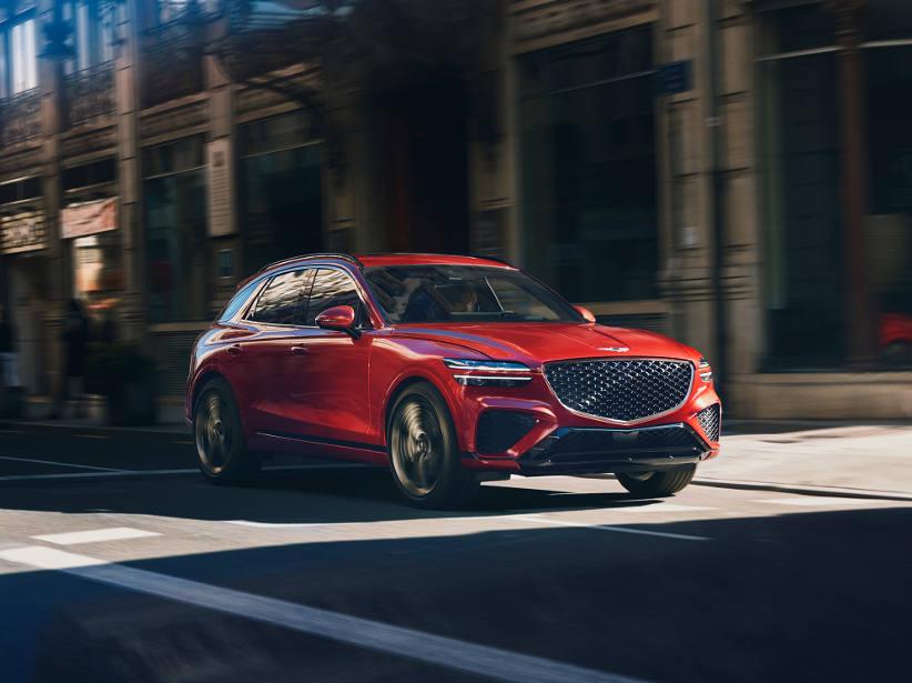 Genesis lineup welcomes second luxury SUV