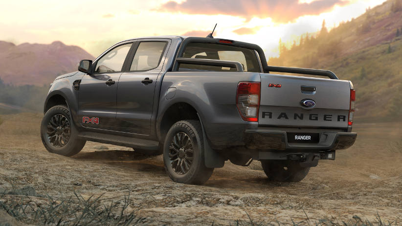Local #1 Ford Ranger gets some tweaks to the model range